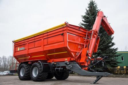 GPP27- nosnost 27.000kg, překládací vůz